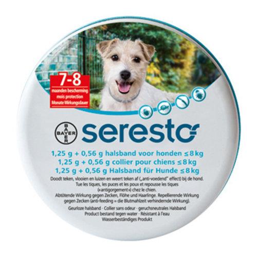 Bayer Seresto Halsband - Kleine Hond