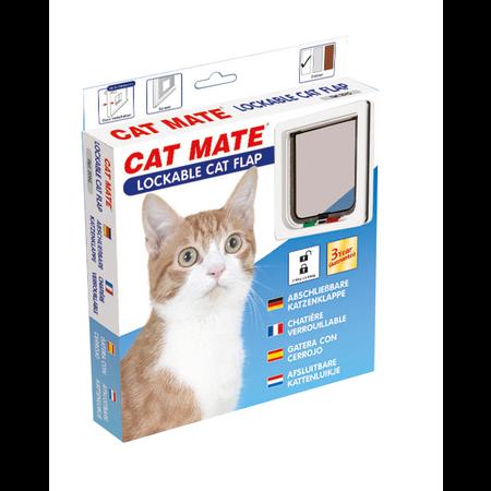 Catmate Kattenluik 304 wit