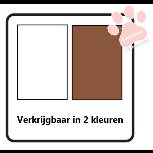 Catmate Kattenluik 309 - Wit