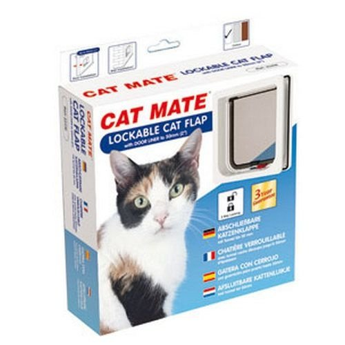 Catmate Kattenluik 234 - Wit