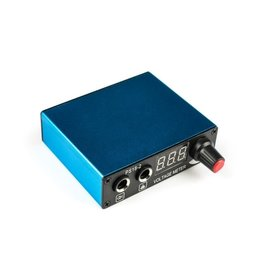 Mini Power Supply |  Blue