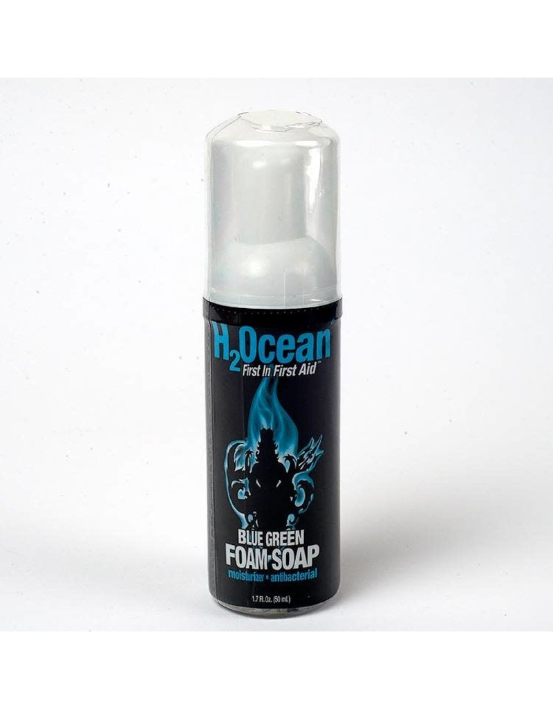 H2O H2O Blue Green Foam Soap 50 ml
