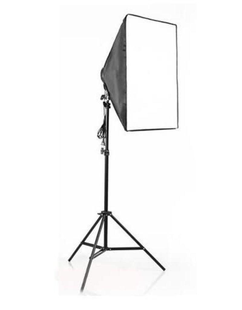 Studio Shadowless Lamp Set | Tripod + Softbox