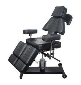 Kwadron Professional Hydraulic Chair BLACK-CAT