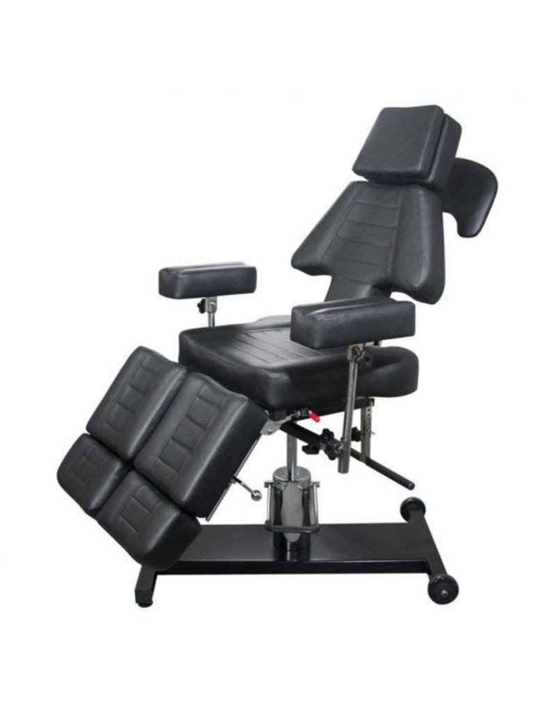 Kwadron Professional Hydraulic Chair BLACK-CAT
