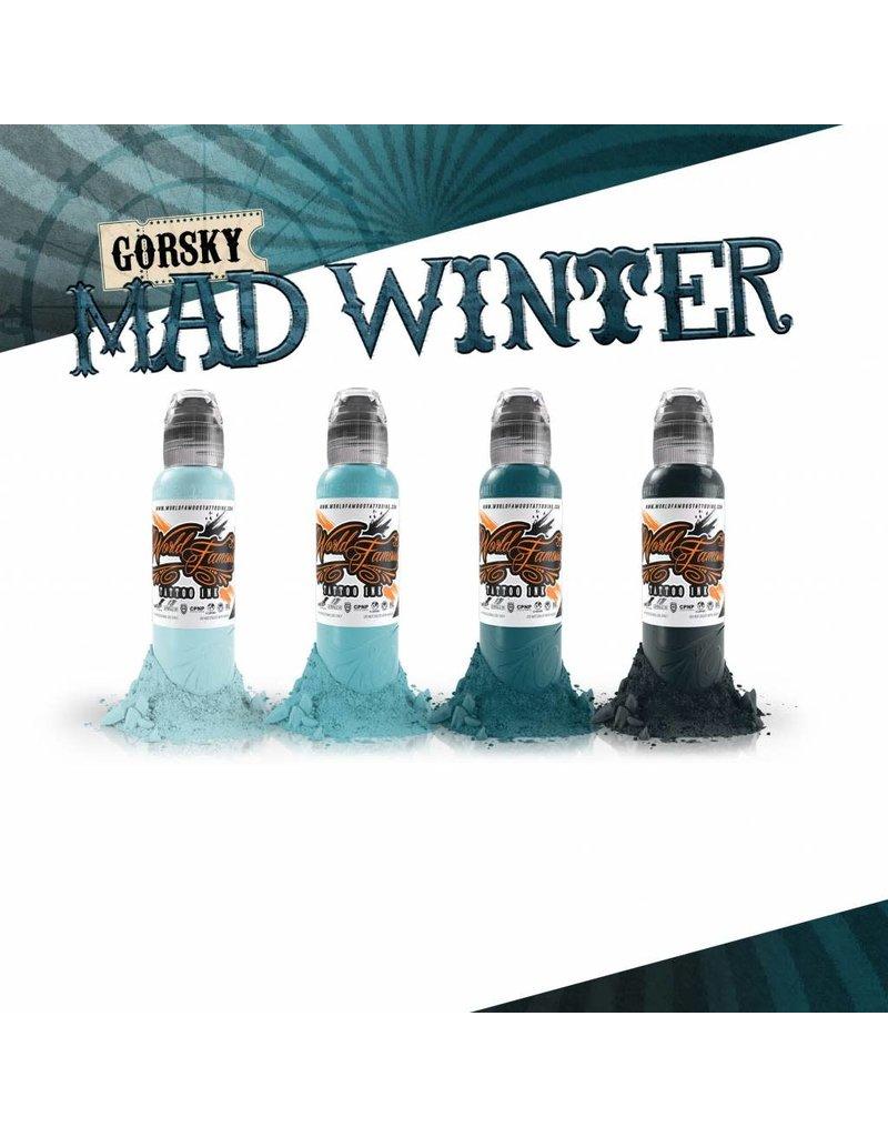 World Famous World Famlous Gorsky's Mad Winter Set | 4x30ml