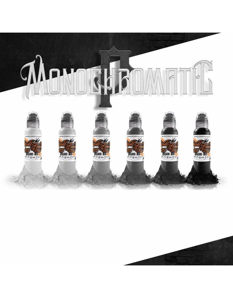 World Famous World Famous Poch's Monochromatic Tone Color Set | 6x30ml