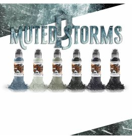 World Famous World Famous Poch's Muted Storms Set | 6x30ml   EX   05/02/21