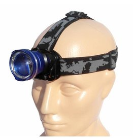 Headlamp With Charger