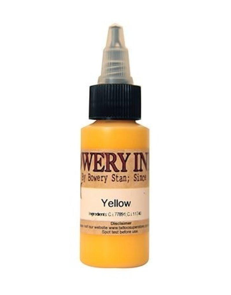 Intenze Intenze Bowery Ink Yellow | 30ml