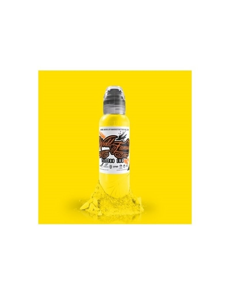 World Famous World Famous Canary Yellow  30ml