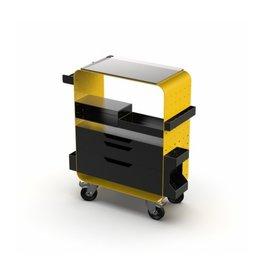 Kwadron IMPALA Mobile Workstation Yellow