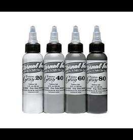 Eternal ETERNAL INK - Neutral Gray Set | 4x30ml