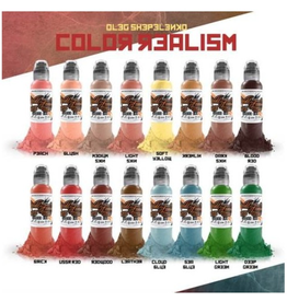 World Famous World Famous Oleg Shepelenko Color Set 16x30ml