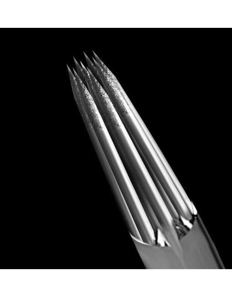 Kwadron Kwadron Needles 0.35mm RLTXT - Round Liner Textured   50pcs