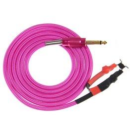 Clipcord Jack Soft Nylon - Pink
