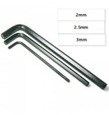 Allen Wrench Kit