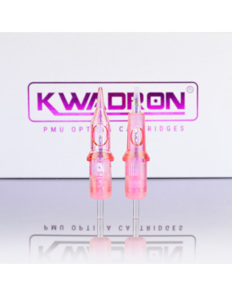 Kwadron Kwadron Optima Cartridges - RS- Round Shader | 20pcs