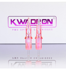 Kwadron Kwadron Optima Cartridges - RS- Round Shader | 20pcs 30/3RSPT