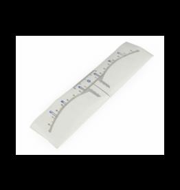 Disposable Measuring Ruler | 50pcs
