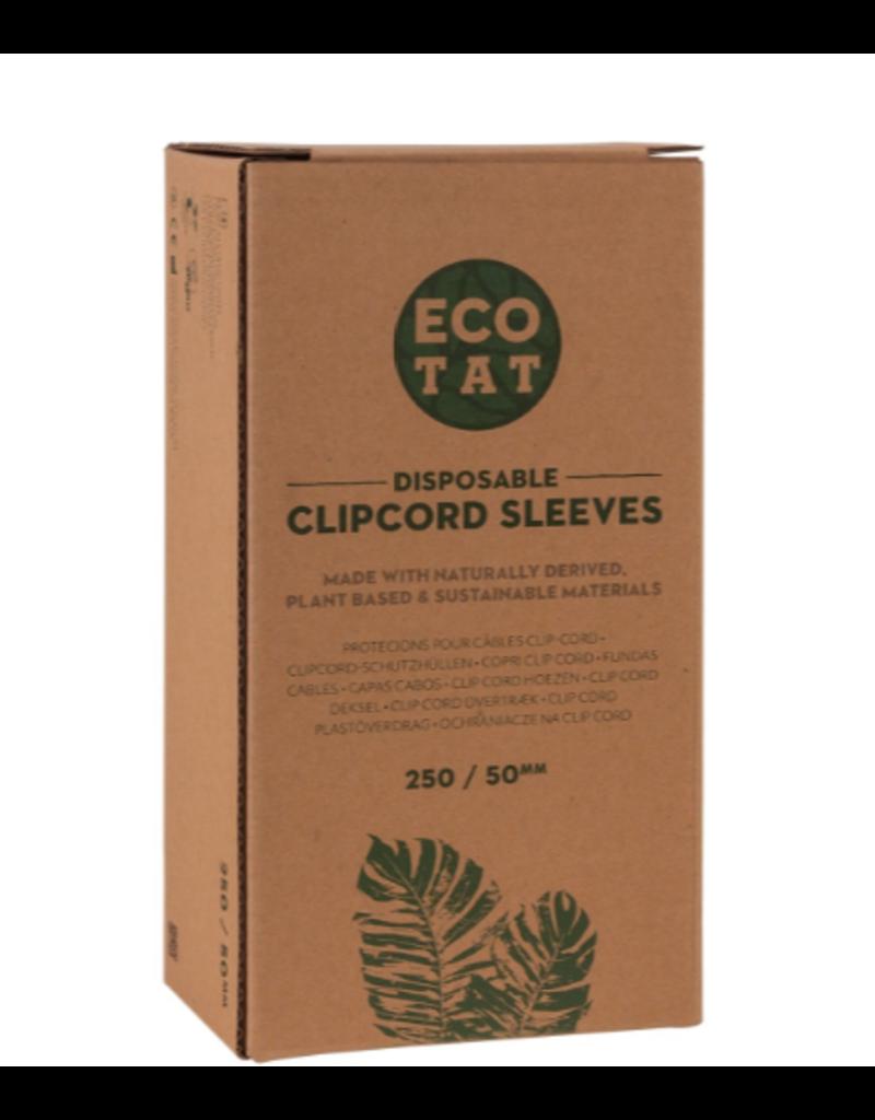 Eco Tat ECOTAT Clipocord Covers | 250pcs