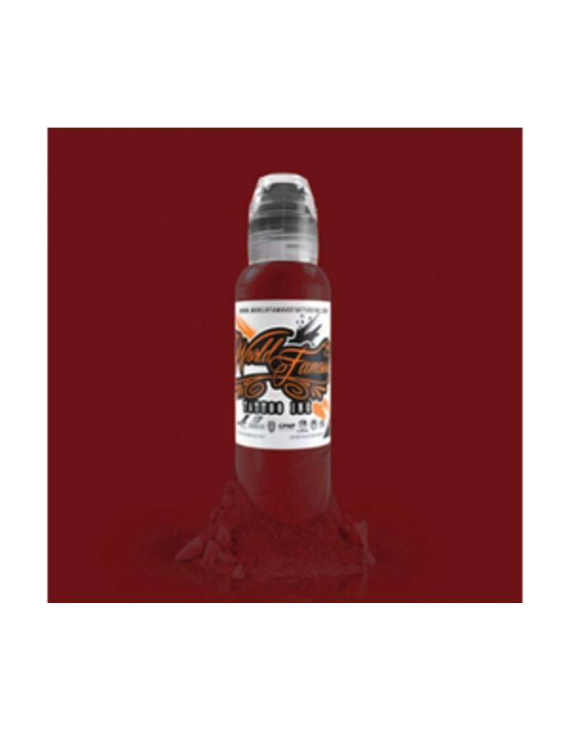 World Famous World Famous  Red Leaf | 30ml