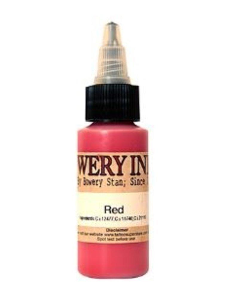 Intenze Intenze Bowery Ink Red | 30ml