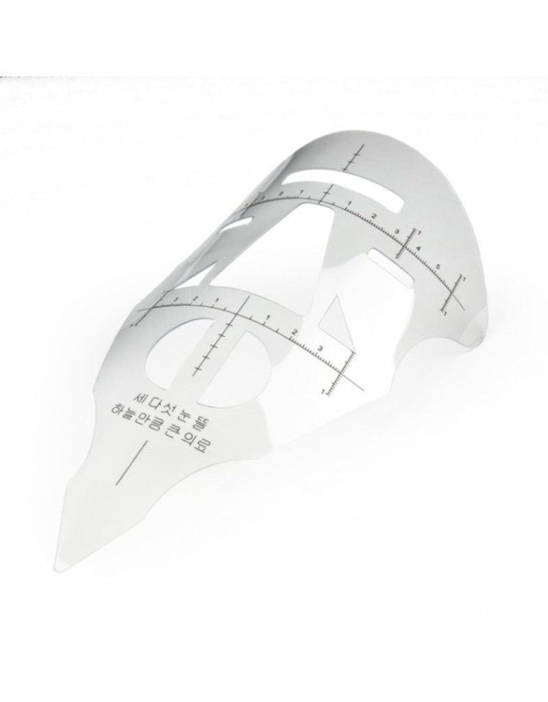 Disposable Measuring Mask Tape | 1pcs