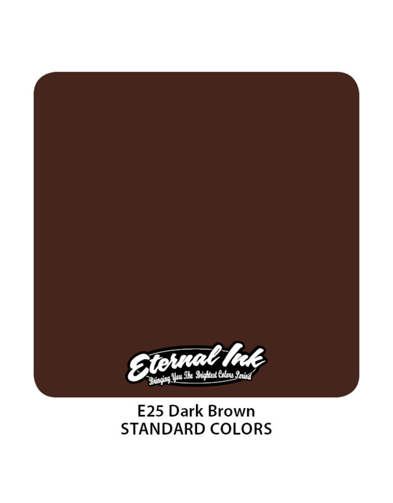 Eternal Eternal Dark Brown | 30ml EXP 21/10/09