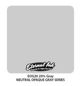 Eternal Eternal Grey - Neutral Grey 20%