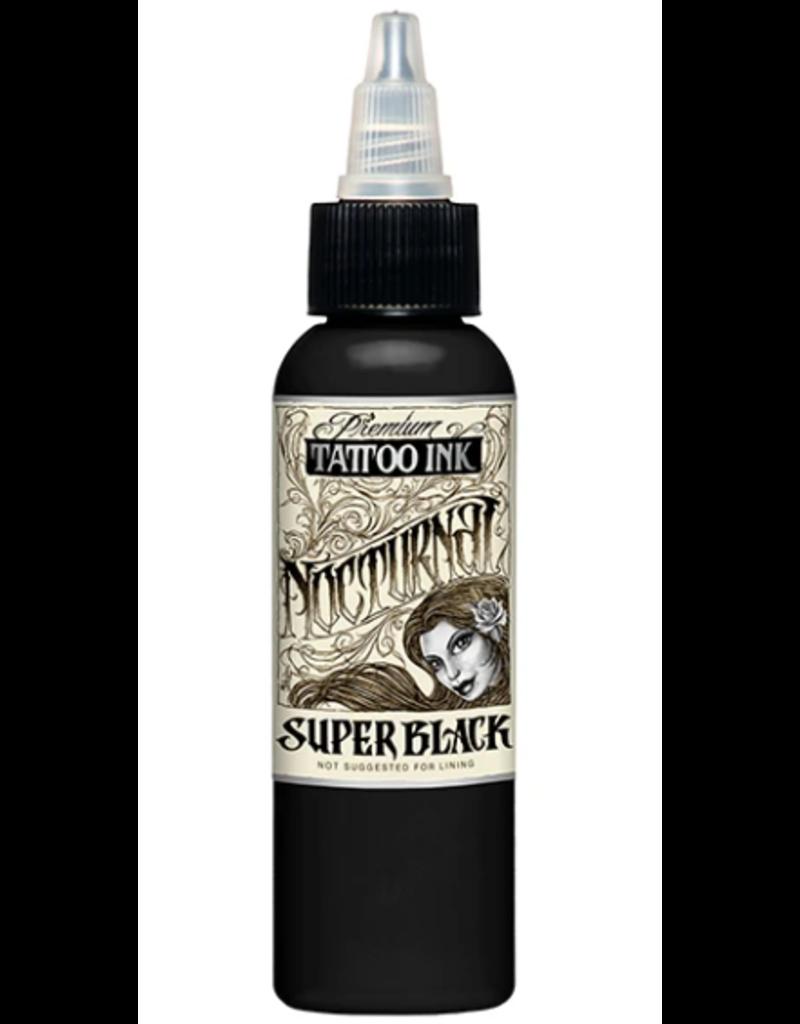 Nocturnal Ink Nocturnal Ink - Super Black   120ml