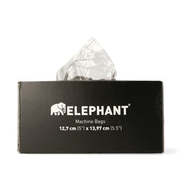 Elephant Elephant - Machine Bags - 100pcs