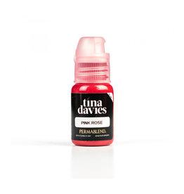 Perma Blend PERMA BLEND - TINA DAVIES ENVY LIP - PINK ROSE 15ML