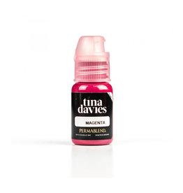 Perma Blend PERMA BLEND - TINA DAVIES ENVY LIP - MAGENTA 15ML