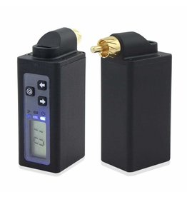 Wireless Battery Power Supply