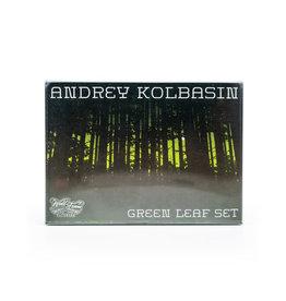 World Famous World Famous ANDREY KOLBASIN - GREAN LEAF SET - 8x30ml