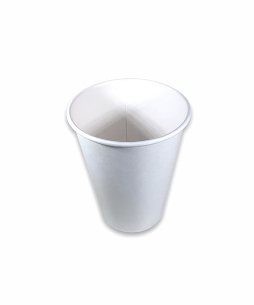 Beker, Karton/PE Koffiebeker 12 oz Wit   Doos à 500 stuks