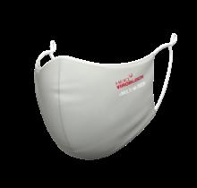 Viroblock +Multi Hi-Tech waschbare Maske in grau (2 Stück in OVP)