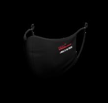 Viroblock +Multi Hi-Tech waschbare Maske in schwarz (2 Stück in OVP)