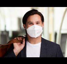 Viroblock FFP2 Maske in Weiß