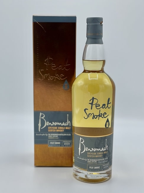 Benromach - Peat Smoke Old Style-1