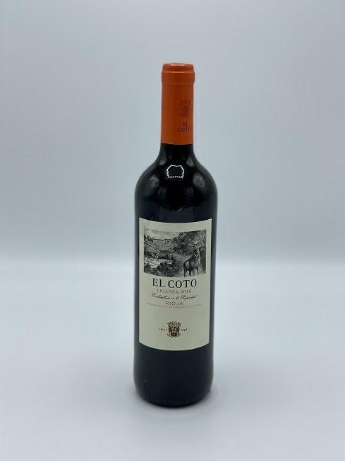El Coto - Rioja Crianza-1