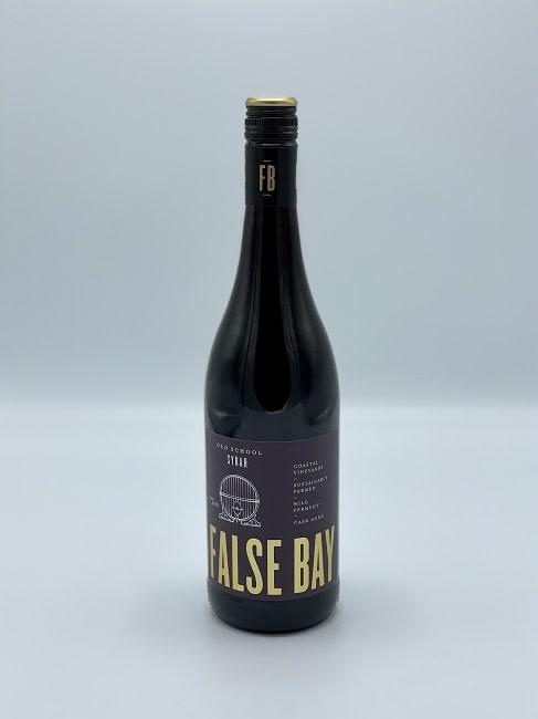 False Bay - Old School Syrah-1