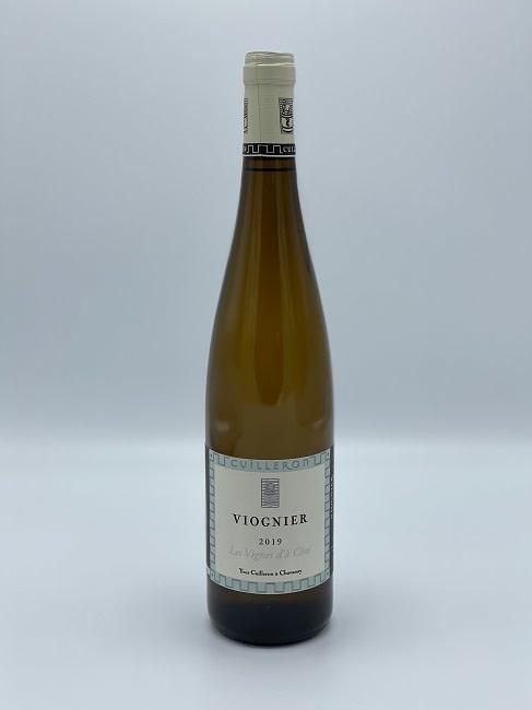 Domaine Yves Cuilleron - les Vignes d'a Cote Viognier-1