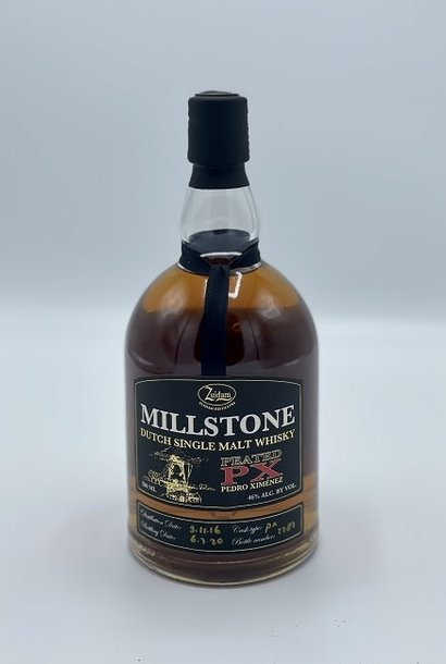 Millstone - Single Malt Peated PX