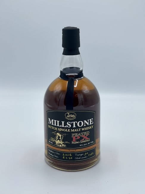 Millstone - Single Malt Peated PX-1