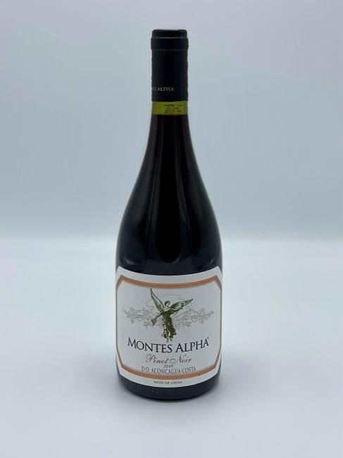 Montes Alpha - Pinot Noir Aconcagua Valley-1