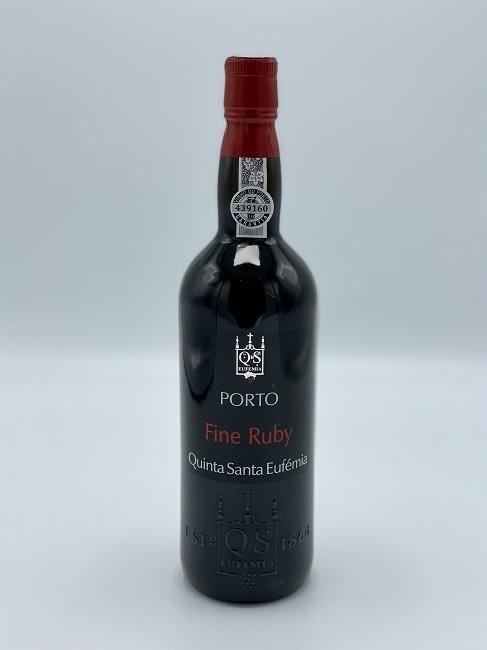 Quinta Santa Eufemia - Fine Ruby Port-1