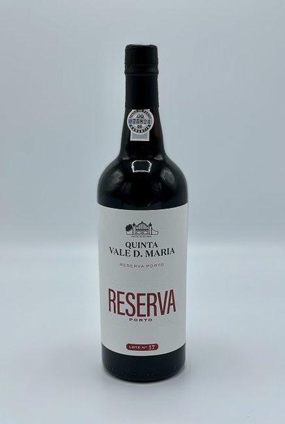Quinta Vale D. Maria - Ruby Reserve Port