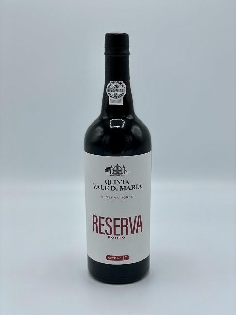 Quinta Vale de Maria - Ruby Reserve Port-1